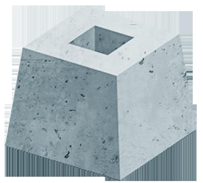 Железобетонные плиты для опор шахты дымоудаления железобетонные