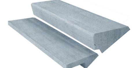 Ступени бетонные и железобетонные